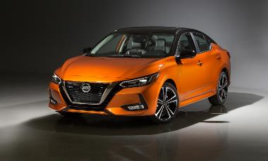 2020 Nissan Sentra_front_left